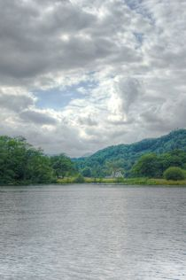 Lake Windermere by Jane Hitchcock