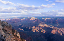 New Day At The Grand Canyon by John Bailey