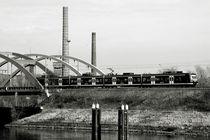 Zugverkehr by Bastian  Kienitz