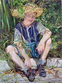 Huckleberry Finn by Nuno Quaresma