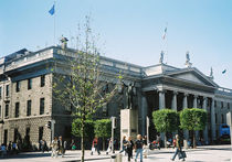 Dublin GPO, city centre ireland by irish-prints