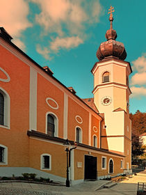 Die Kirche von Helfenberg VII | Architekturfotografie von Patrick Jobst