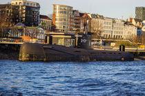U 434 Museums Uboot Hamburg von Dennis Stracke