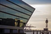 Dockland im Hamburger Hafen by Dennis Stracke