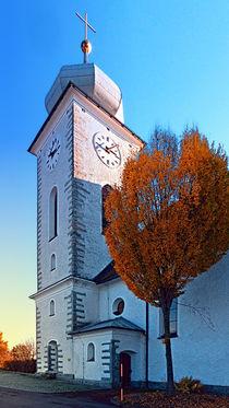 'Die Kirche von Klaffer am Hochficht II | Architekturfotografie' by Patrick Jobst
