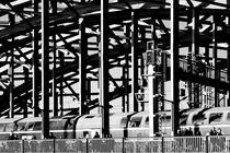 Stahl an Stahl von Bastian  Kienitz