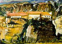 Beautiful Monastery von Milan Karadzic
