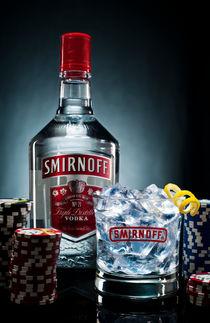 Smirnoff Vodka by Ken Howard