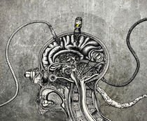 Mechanical Brain von haedre