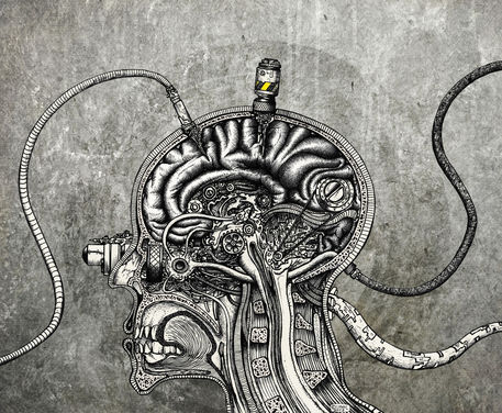 Mechanical-brain-poster