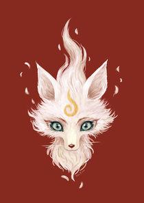 White Fox von freeminds