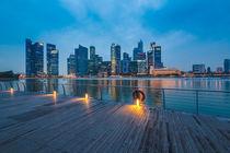 Singapore 11 by Tom Uhlenberg