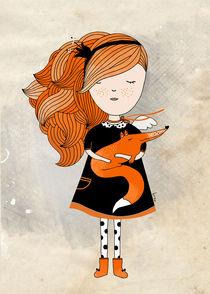 Foxy von Kristina  Sabaite