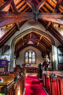 Greensted Church Ongar von David Pyatt