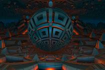 Räume - Robot City by Viktor Peschel