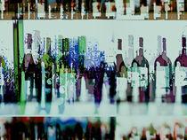 Bottles by Gabi Hampe