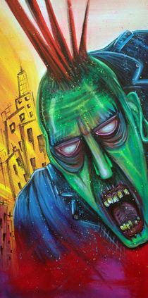 Punk-rock-zombie-by-laura-barbosa