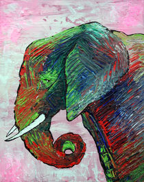 Elephant-colors-by-laura-barbosa