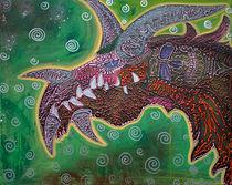 Dragon by Laura Barbosa