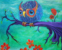 Enchanted-owl-by-laura-barbosa