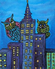 Night Owls von Laura Barbosa