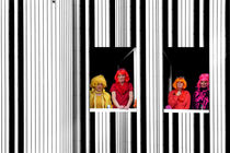 Bunte Fenster  von Bastian  Kienitz