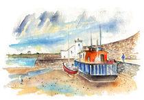 Balbriggan Harbour 01 by Miki de Goodaboom