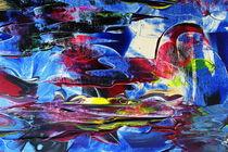 Akt Abstrakt 8 by Walter Zettl