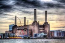 Battersea Power-Station London by David Pyatt