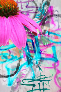 abstract flower by © Ivonne Wentzler
