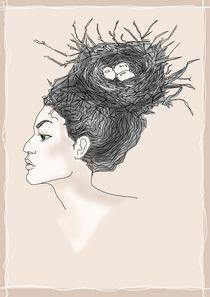 Nest by Maria Buzueva