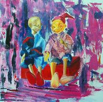 Brothers Pinocchio  by Kasia Turajczyk