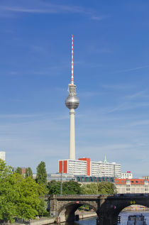 Berlin - Fernsehturm by MaBu Photography