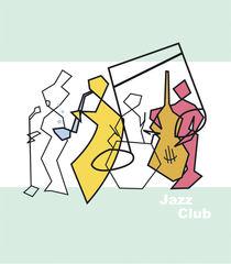 Jazz Club von Holger Schlutt