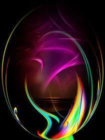 Digital Art 10 Fernweh  von Walter Zettl
