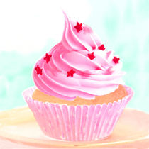 Cupcake by Andrea Meyer