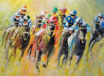 Horse Racing 06 by Miki de Goodaboom