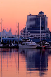 Coal Harbour Calm 305 by Patrick O'Leary