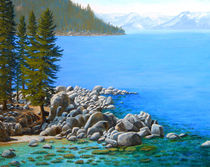 BEYOND SECRET COVE LAKE TAHOE von Frank Wilson