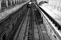 Tracks I by Bastian  Kienitz