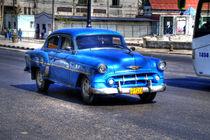 1953 Chevrolet 210 in Havana, Cuba by rene-photography