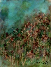 Hillside Flowers by Linda Ginn