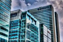 Corporate London by David Pyatt