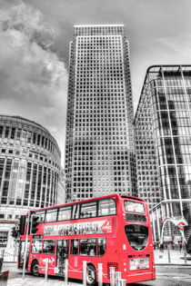Canary Wharf by David Pyatt