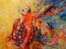 Freddie Mercury 02 by Miki de Goodaboom