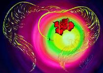 Liebe ist  Vertrauen! 2 by Walter Zettl