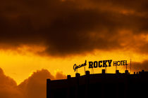 Grand Rocky Hotel by David Pinzer