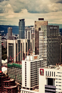 Kuala Lumpur II von David Pinzer