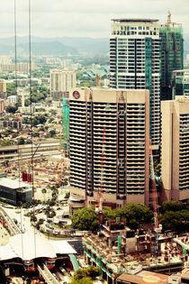 Kuala Lumpur I by David Pinzer