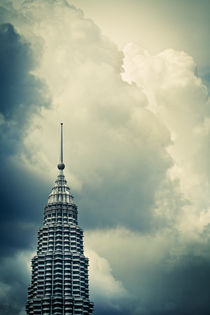 Petronas Towers II by David Pinzer